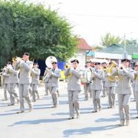 Фото із святкування 264-річниці м.Гайворон. Оркестр.
