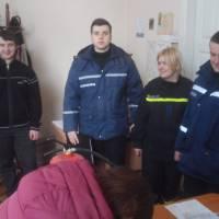 Інструктаж з питань пожежної безпеки
