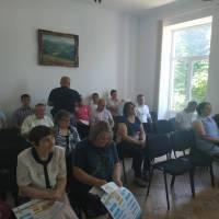 Проект ЄС/ПРООН «Об'єднання співвласників будинків для впровадження сталих енергоефективних рішень» (HOUSES)
