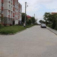 Оновлено прибудинкову територію на вул. Г. Сковороди