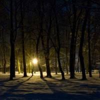 Місто взимку