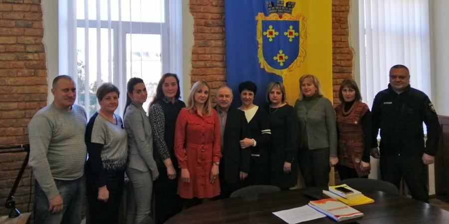 Відбулася зустріч із радником з питань соціальної сфери Мінсоцполітики у Львівській області