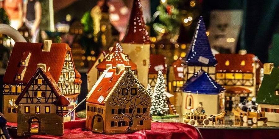 Різдвяний ярмарок у Кам'янці-Бузькій