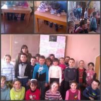 У Дмитровицькому НВК Судововишнянського ОТГ  за участі 4 класу провели вікторину