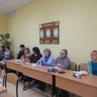 24 лютого 2017 року на базі Бортятинського НВК відбулися педагогічні гостини.