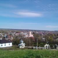 Краєвид з Церкви Спаса