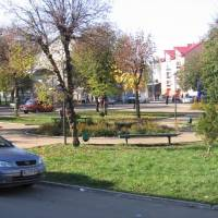 Площа в центрі міста