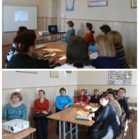 22 лютого 2017 року на базі ОЗ Судововишнян-ського НВК відбулося засідання ММО (міжшкіль- не методичне об'єднання) вчителів 4-их класів з теми «Творчи