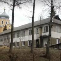 Амбулаторія у селі Волостків