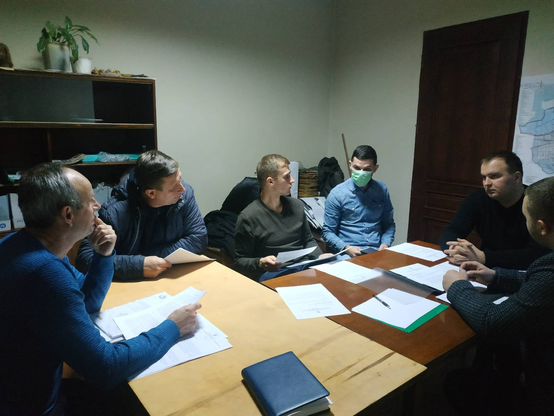 1 жовтня - засідання комісії з питань земельних відносин