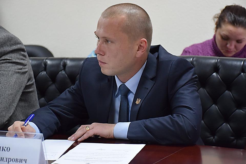 Лагодієнко Максим Олександрович, Новобузький міський голова
