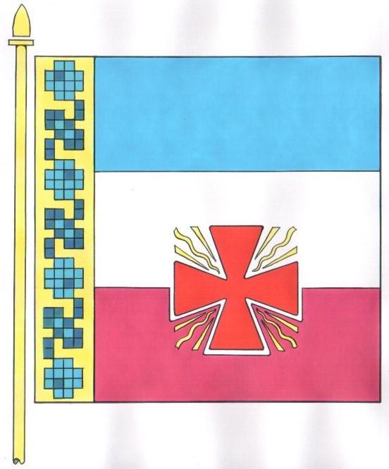 Прапор міста Новий Буг