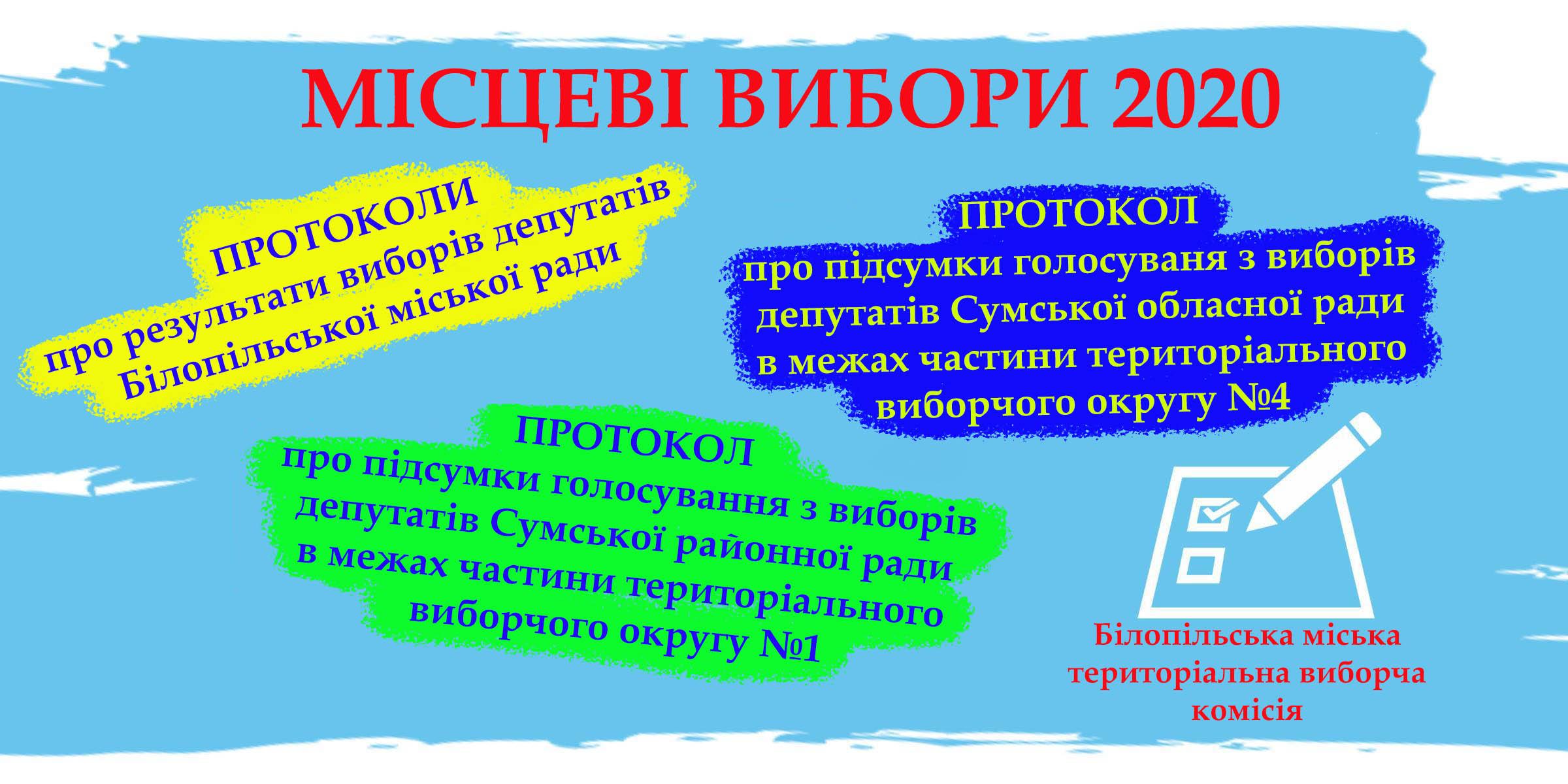 Результати місцевих виборів