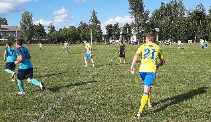 Футбол Білопілля