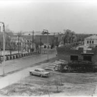 Вид з балкону по вул.1 Травня,8
