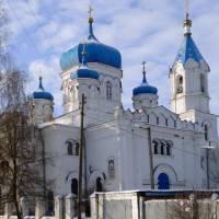 Церква святих пророків Петра і Павла