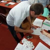 Підписання присяги депутатом