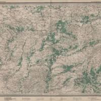 Воєнна карта 1868 року