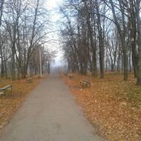 Старий парк (колишній