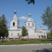 Церква на честь Різдва Пресвятої Богородиці