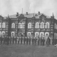 Ремісниче Олександрівське училище 1911 р.