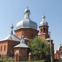Церква на честь Архистратига Михаїла