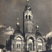 Спасо-Преображенська церква 1914 р.