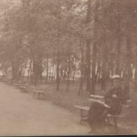 Городской сад 1914р. (Старий парк)