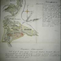 Карта Білопілля зі слободами 1806 р.