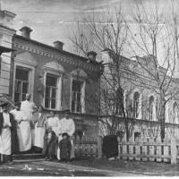 Земська лікарня ім.П.М. Міклашевського