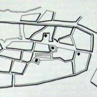 План фортеці (початок 18 ст)