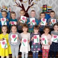 Зі святом 8 Березня вітають діти
