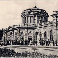 Історичні фото міста Ворожба