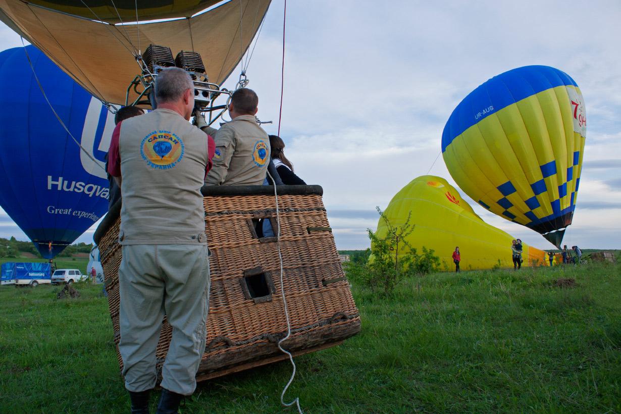 Екстрим за ціною життя: політ на повітряній кулі закінчився трагедією