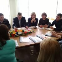 Зустріч в Кременецькому районному центрі зайнятості