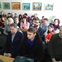 зустріч представників громадської організації