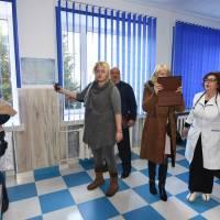 Відкриття оновленої дитячої палати