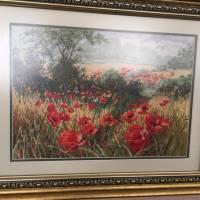 Майстриня з Кременця відкрила персональну виставку у Тернополі