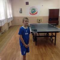 командна першість чемпіонату область з настільного тенісу