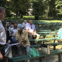 У Кременці відбувся освітній семінар «Простір спадщини: єврейський цвинтар і міська історія»