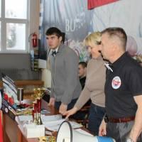 відкритий Кубок Тернопільськох області з кікбоксингу за версією WPKA(ISCA)