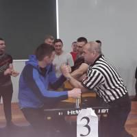 Турнір з армспорту