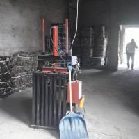 У місті Кременці розпочато процес часткового роздільного збору сміття
