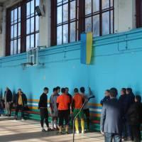 відкриття та закриття ІV міжобласного турніру з футзалу за кубок пам'яті воїнів - афганців з Кременеччини Циганюків та пам'яті Героїв