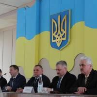 Представлення голови Кременецької райдержадміністрації