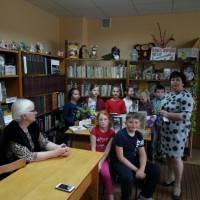 Захід проведений  Кременецькою міською бібліотекою для дітей