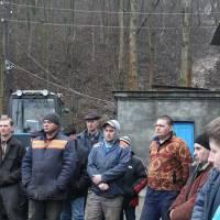 Роботу комунальників відзначили напередодні свята (фоторепортаж)
