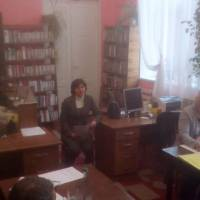 засідання конкурсної комісії на заміщення вакантних посад керівників закладів культури