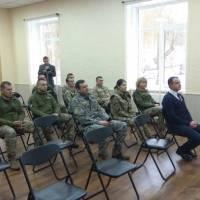 Урочисте зібрання з нагоди Дня Збройних Сил України