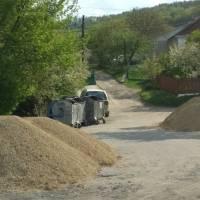 Ремонт доріг у Кременці